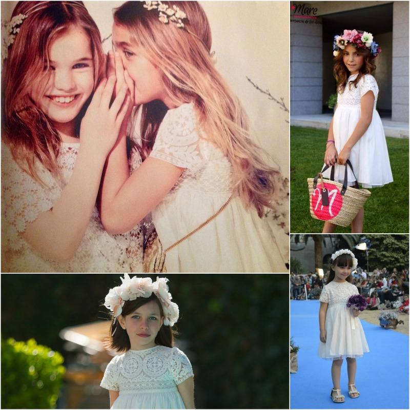 Modelo Manuela en Telva niños, Petit Style Walking, Solo moda y nuestra web.