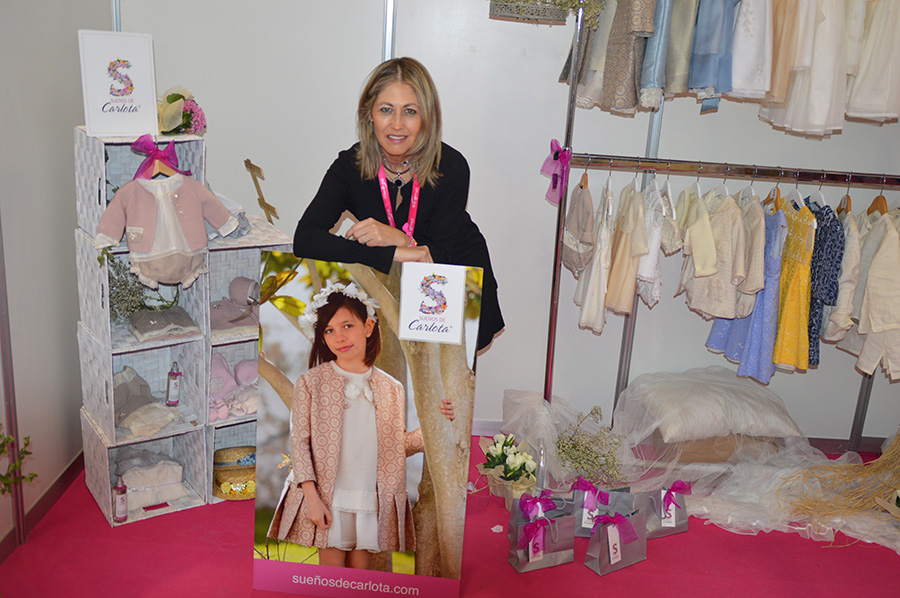 Stand Expo Mujer